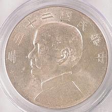 1 Dollar / China
