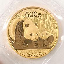 500 Yuan / China