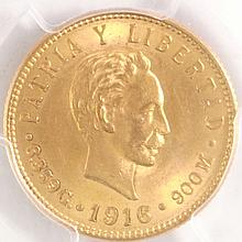 5 Pesos / Cuba