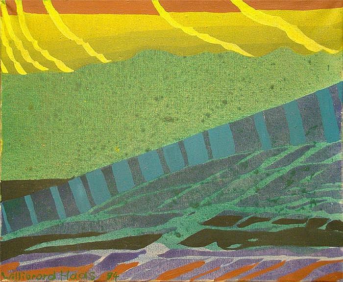 Haas, Willibrord (geb. 1936 Schramberg) Streifen,