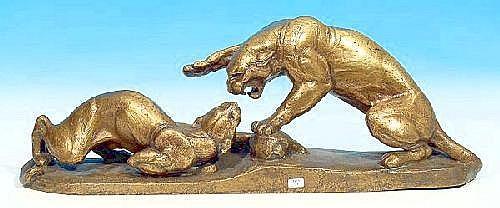 Seidenstücker, Friedrich (1882-1962) Zwei