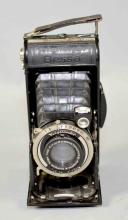 VINTAGE VOIGHANDER BESSA GERMAN FOLDING CAMERA - Condition: Age appropriate wear; All items sold as is.