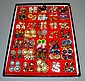 74 PAIRS COSTUME JEWELRY EARRINGS. Lot of costume jewelry earrings. Condition: all jewelry sold as is.