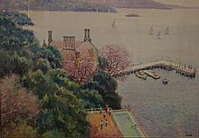 Gerald Lants (1927-1958) Darling point Large