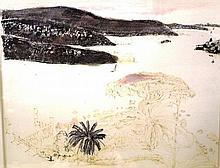 Brett Whiteley (1939-1992) work on paper