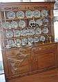 Large Welsh style pine dresser
