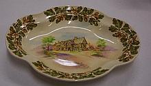 Royal Doulton Old English cake tray 29.5 cm at