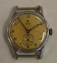 Vintage gents Tudor watch working when tested