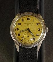 Movado gents wrist watch working when tested together with 4 other watches