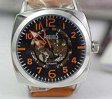 Arbutus NY Soho Series Automatic watch Model:AR601SQQ, features:   - DIAL