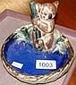 Royal Doulton stoneware koala dish / bibolot