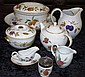 Royal Worcester 'Evesham' - 8 dinnerware items