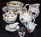 Royal Worcester 'Evesham' - 8 dinnerware items
