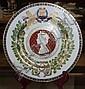 Wedgwood Queen Elizabeth Silver Jubilee plate
