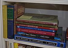 Ten volumes on architecture & ornamentation