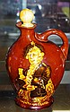 Doulton Kingsware Bonnie Price Charlie flask for