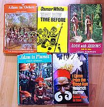 Five books on New Guinea, Adam in Plumes, Adam