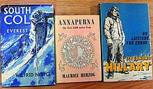 Three books on mountaineering, No latitude for