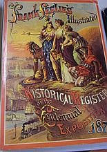 Historical register of Centennial Exhibition