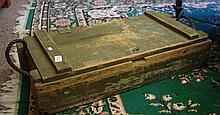 Military munitions box