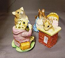 Beswick/Royal Albert, Beatrix potter figurine.