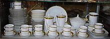 Extensive Rosenthal dinner set comprising of