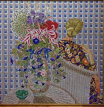 Greg Irvine (1947-) Belle De Jour Acrylic on