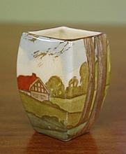 Royal Doulton miniature vase