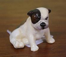 Royal Doulton miniature Bulldog puppy K2