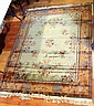 Chinese wollen rug with brown tones, 230cm x 170cm
