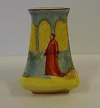 Royal Doulton small Shakespeare vase