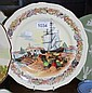 Royal Doulton cabinet plate
