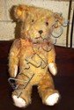 Berlex Australian teddy bear Approx 33cm height