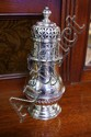 Hallmarked sterling silver sugar shaker