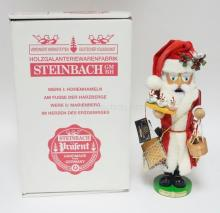 STEINBACH NUTCRACKER W/BOX. *12 DAYS OF CHRISTMAS II* S1882. LIM ED 34/7500. SIGNED. 18 IN.