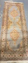 ORIENTAL RUNNER. 7 FT 6 X 2 FT 11 INCHES.