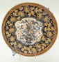 CHARACTER SIGNED IMARI CHARGER; 12 1/2 IN