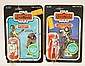 LOT OF 2 1981 KENNER STAR WARS ESB
