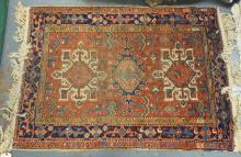 ORIENTAL THROW 5 FT X 2 FT 11 IN