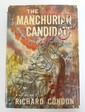 FIRST EDITION, *THE MANCHURIAN CANDIDATE* BY RICHARD CONDON; SOME TEARS ON THE DUST COVER; 1959