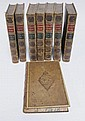 8 VOLUMES; *THE HISTORY OF THE DECLINE & FALL OF
