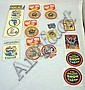 GROUP OF RINGLING BROS. BARNUM & BAILEY STICKERS,