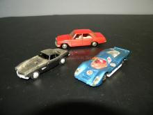 LOT OF MARKLIN GERMANY DIE CAST MODEL CARS