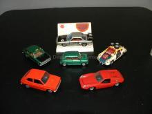 LOT OF MATTEL MEBETOYS DIE CAST MODEL CARS