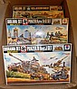 LOT (3) NITTO JAPAN WWII DIORAMA MODEL KITS