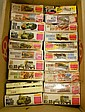 LOT (20) MATCHBOX WWII MILITARY MODELS, MANY