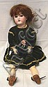 HEINRICH HANDWERCK 69 GERMAN BISQUE HEAD DOLL; 23