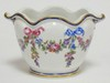 *SAMSON A PARIS* HAND PAINTED BOWL. 6 1/2 IN ACROSS THE HANDLES, 4 1/8 IN H