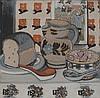 MARGARET PRESTON 1875 - 1963, FOR A LITTLE GIRL, 1929, oil on canvas