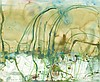 JOHN OLSEN born 1928, THE LITTLE RIVER, watercolour and crayon on paper, John Olsen, AUD30,000